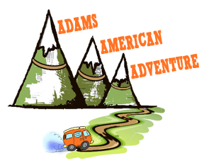 Adams American Adventure Logo