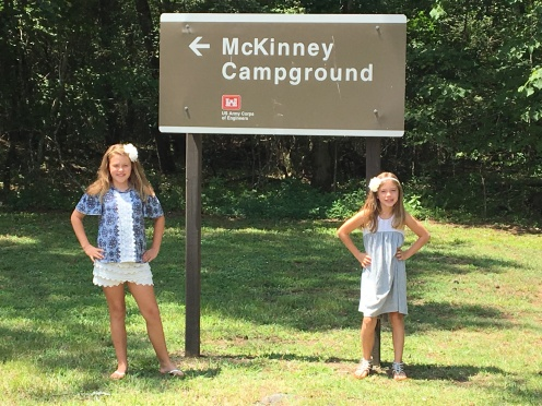 First Campground Allatoona Lake McKinney Campground
