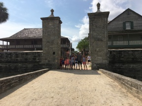 St. Augustine city gates