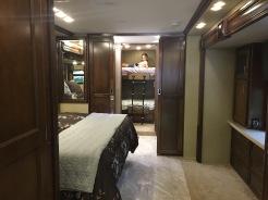 Two Bedrooms, closets, bathroom