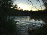 Our first look at the Rio Grande