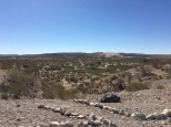 old mining area
