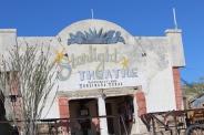 Starlight Theatre in Terlingua