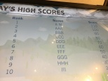 High score on digital game about critical zones