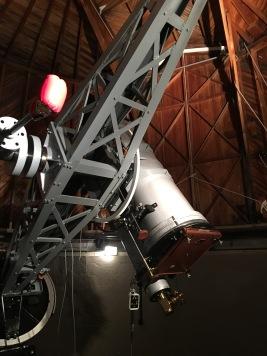 Astrograph telescope