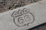 Route 66 used to run through the park