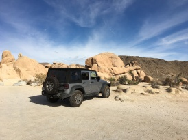 Jeep photoshoot
