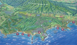 Turtle-Bay-Resort-Oahu-Map-Beaches_600x400